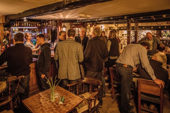 Coxwold, UK: The Bar