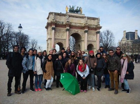 Paseando por Europa - Paris