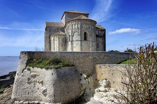 Eglise Sainte-Radegonde de Talmont