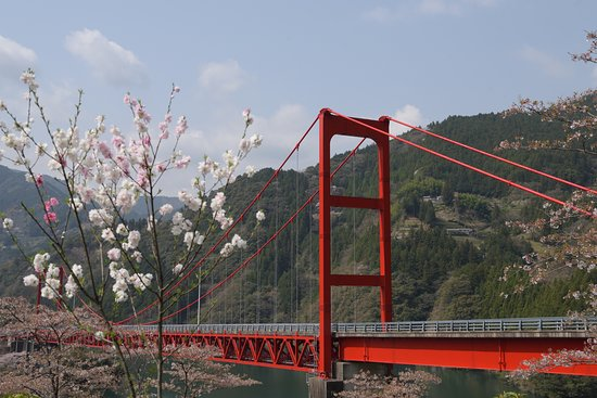 Owatari Dam Bridge