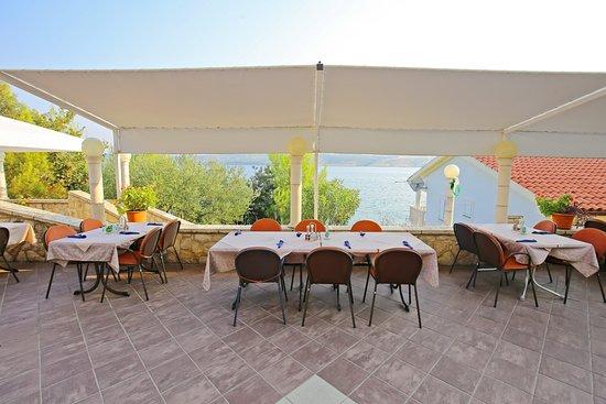 Posedarje, كرواتيا: Terrace 
