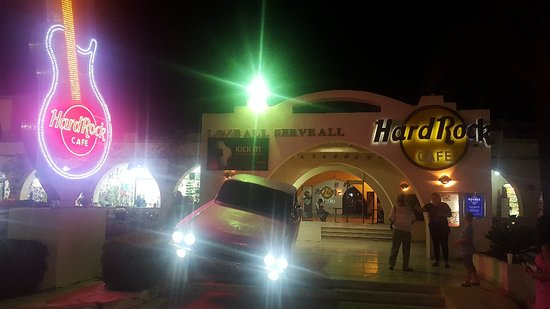 Hard Rock Cafe Hurghada: 20180413_203214_large.jpg