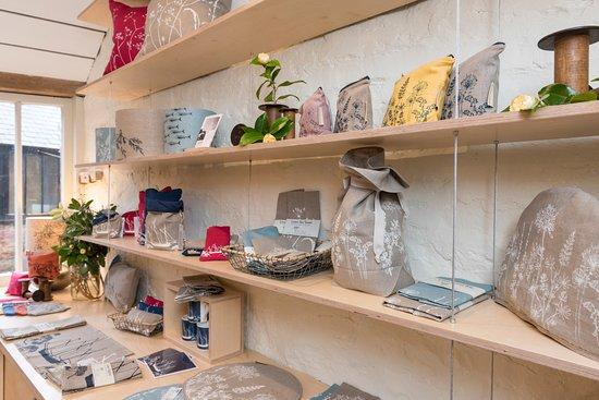 Helen Round - Shop & Studio