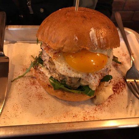 Best burger in HK
