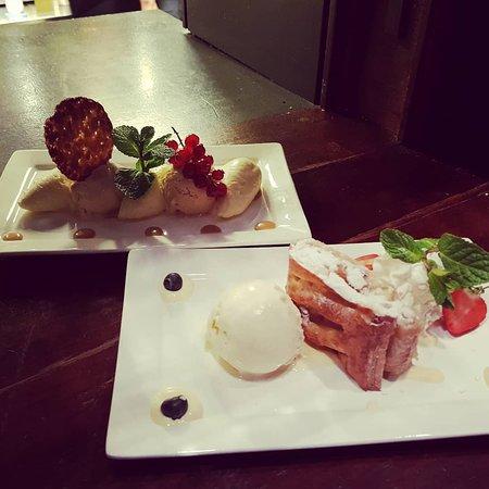 Barendrecht, The Netherlands: Desserts