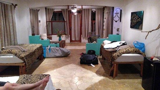 Pavones, Costa Rica: Room