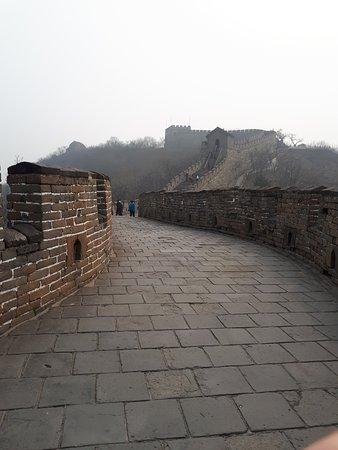 Section de la Grande Muraille de Mutianyu : La Muraglia