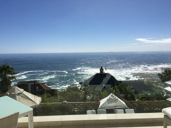 Bantry Bay, South Africa: Ocean view