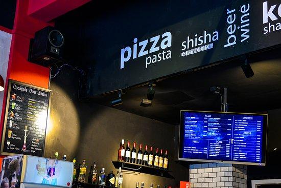 Gatto Matto Pizzabar Hangzhou Restaurant Reviews Phone Number