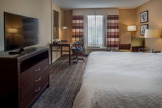 Hilton Garden Inn St Louis Airport Berkeley Mo Otel Yorumlar Ve Fiyat Kar La T Rmas