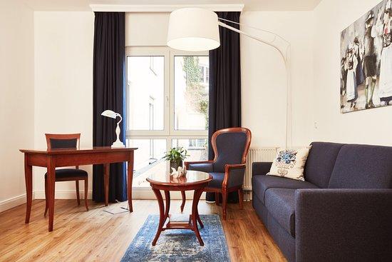 Hotel Prinzregent München: Suite