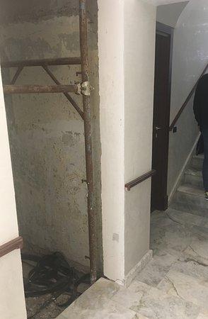 Hotel Best Roma: En obras