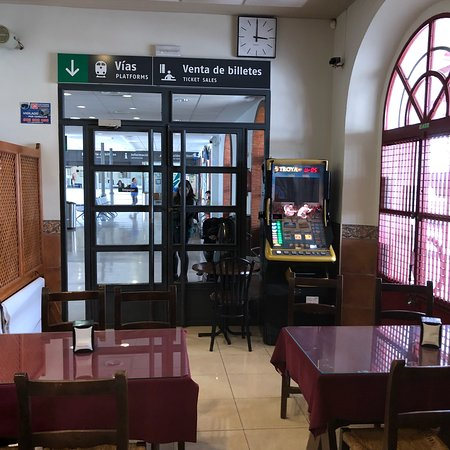 Ronda Railway Station