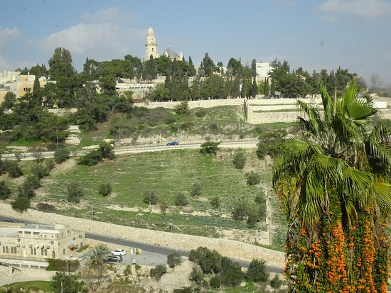 Mount Zion Hotel : View from hotel
