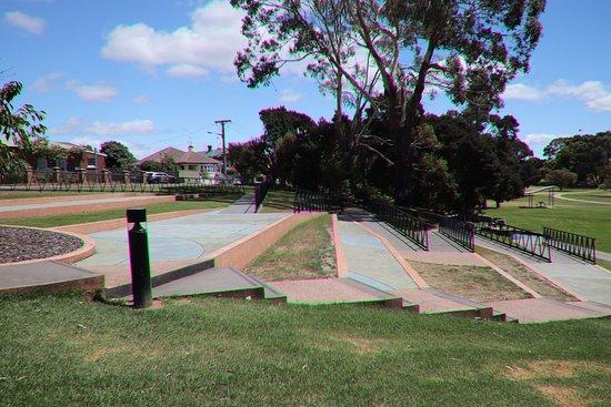 Wynyard, ออสเตรเลีย: Quite modern!