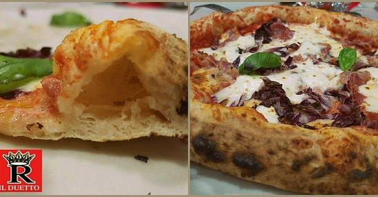 Dragoni, Italy: Pizzeria Ricciardi - Il Duetto