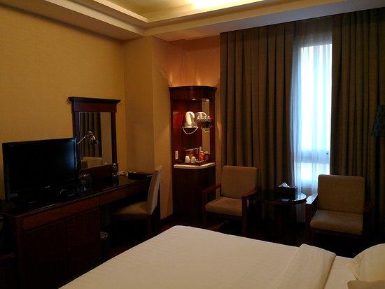 Nhat Ha 3 Hotel: номер Deliux