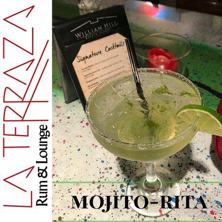 Mojito Ritas Picture Of La Terraza Rum And Lounge Little