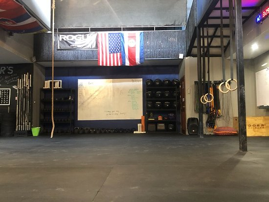 Blue Zone CrossFit Fitness & Wellness