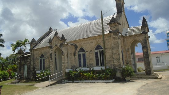 Holetown, Barbados: Church Exterior