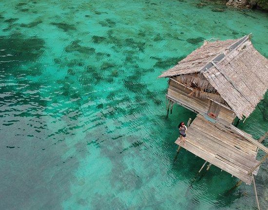 Central Sulawesi, Indonesia: Destinasi Baru, miniatur raja ampat sulawesi tengah