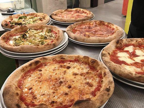 Cantello, Italy: Le nostre pizze