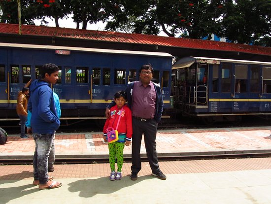Nilgiri Mountain Railway : CONOOR RAILWAY STATION