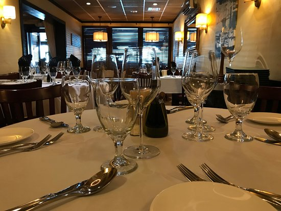 Edoardo's: Romantic dining