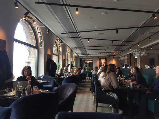 Radisson Collection Strand Hotel, Stockholm: Brunch