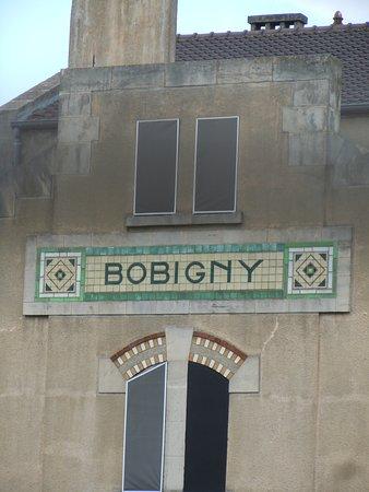 Gare station Bobigny