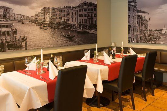 Ristorante Di Meglio: Genießen Sie Moderne Italienische Küche In  Ansprechendem Ambiente.