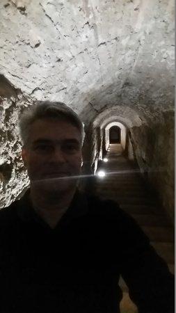 Turo Seu Vella: tunel de escape