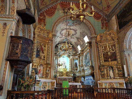 Sao Vicente, Portugal: Igreja Paroquial de Santa Isabel in São Vicente