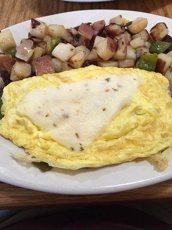 Show Low, AZ: The Delicious Omelet