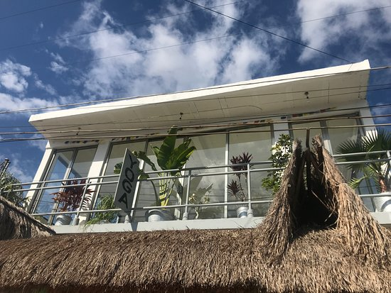 Bacalar, México: We are on the second floor