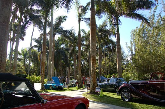 In February McKee Hosts A Classic Car Show With Different Themes - Vero beach car show