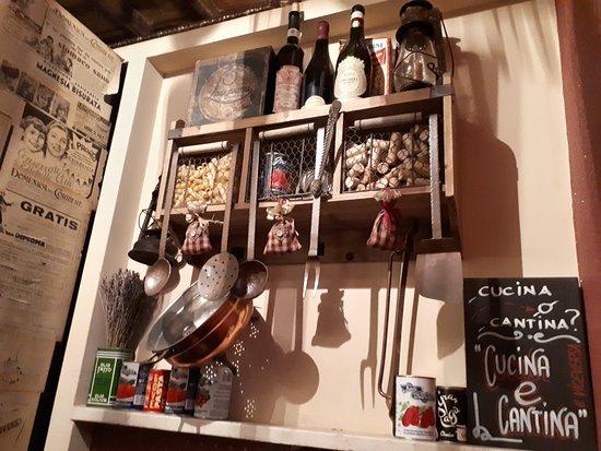 Restaurante picture of cantina e cucina rome tripadvisor - Cucina e cantina ...