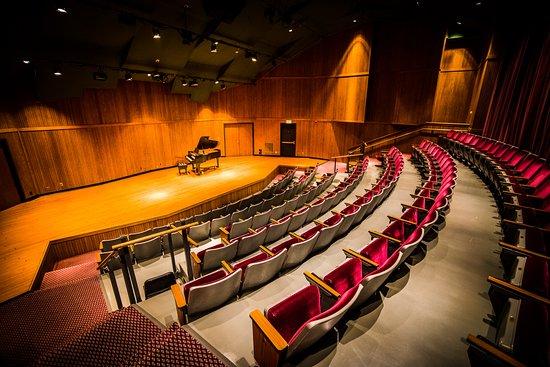 Page Theatre: Figliulo Recital Hall