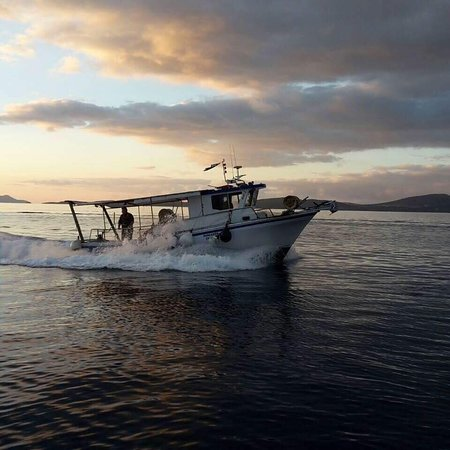 Lefkada Fishing Cruises