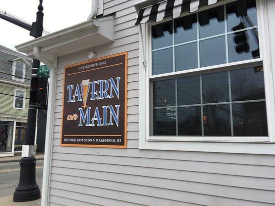 Tavern On Main Wakefield Restaurant Reviews Phone Number