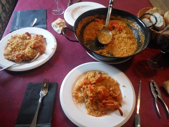 Udias, Espanha: delicioso