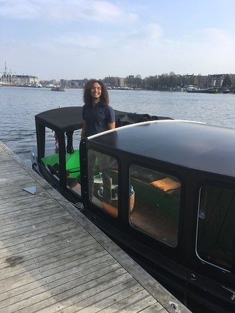 Amsterdam 90-Minute Private Family Canal Cruise Photo