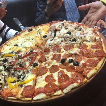La Maison De La Pizza