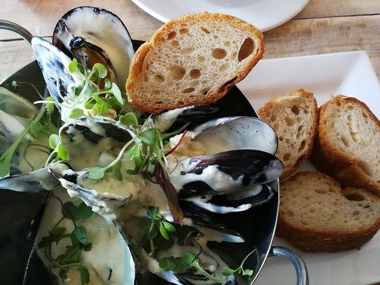 Dutton's Cove Restaurant: Delicious food at Duttons Cove
