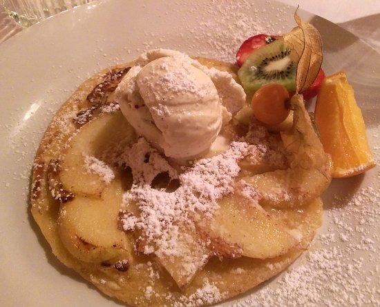 Zum Alten Markt: Apple Pancake
