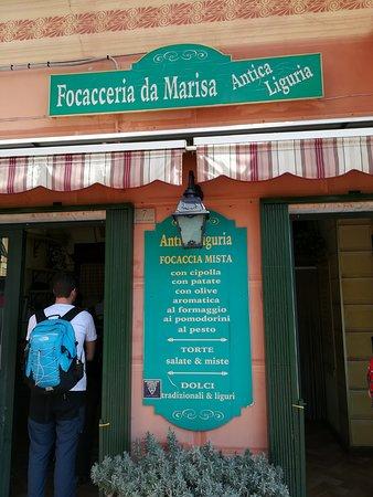 Bonassola, Italie : Locale