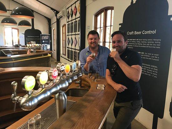 Tsiba Tsiba Wine Tours: Craft Brewery