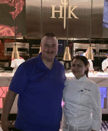 Michelle Tribble Picture Of Gordon Ramsay Hell S Kitchen