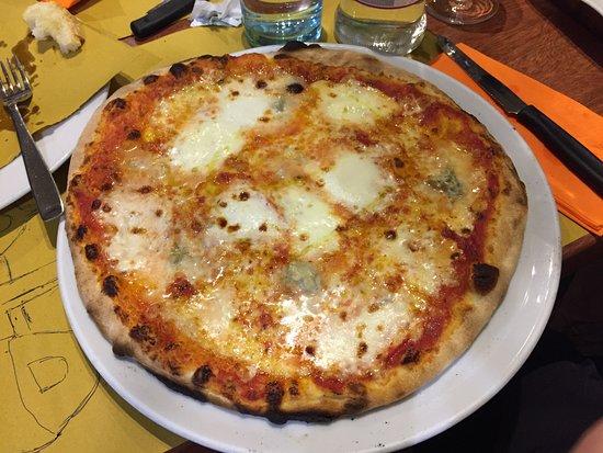 Pizzeria Ristorante il Mondo Degli Gnomi: pizza