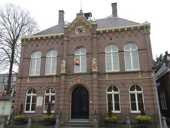 Rijksmonument voormalig Raadhuis Obdam